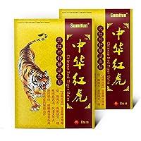 Sumifun Dolor de espalda/común/parche para aliviar el dolor muscular, 7 * 10 cm/hoja