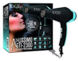 Italian Design IDEGTI2300AIRB - Secador de pelo, color azul