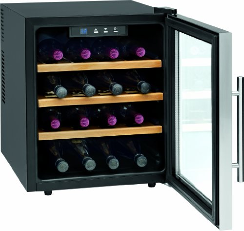 Proficook WC 1047Bouteille réfrigérateurs/A/52cm Hauteur/131kWh/an/46L...