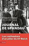 Journal de Spandau par Speer