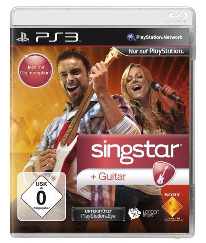 SingStar Guitar [Edizione: Germania]