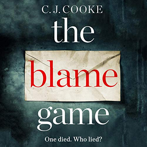 The Blame Game cover art