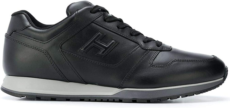 Hogan Herren HXM3210Y850KLAB999 Schwarz Leder Sneakers B07HRRRHGV B07HRRRHGV B07HRRRHGV  c72df9