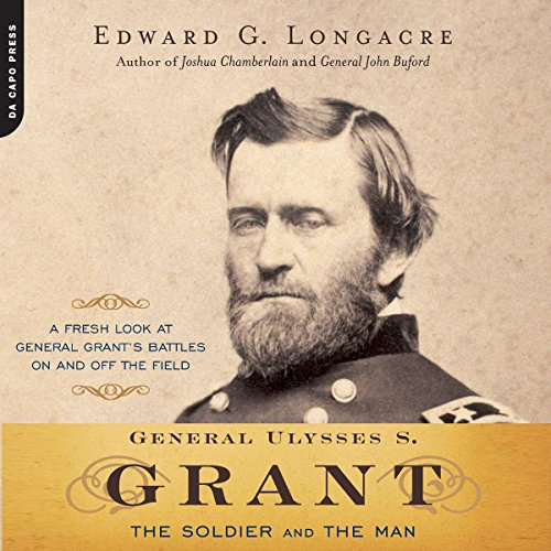 General Ulysses S. Grant audiobook cover art