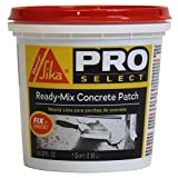 SIKA - 472189 Sikacryl Ready-Mix Concrete Patch Repair, 1 Qt, Gray