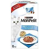 モンプチ ボックス 成猫用 7種のブレンド しらす・まぐろ・チーズ・鯛・チキン・かに・かつお味 240g×2個 [キャットフード・ドライ]