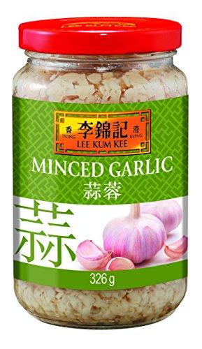 Salsa / Crema de Ajo Picado de Lee Kum Kee 326 Grs