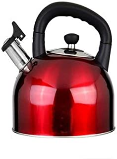 LJBH Kettle, Stainless Steel Kettle Teapot - Thick Composite Bottom Large Capacity 4L-5L-6L, Whistling My Fastest Boiling,...