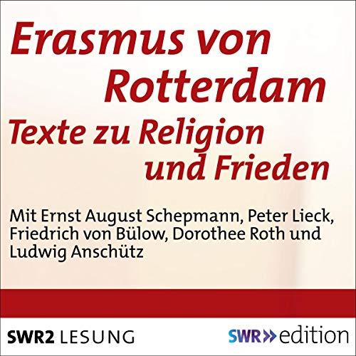Texte zu Religion und Frieden audiobook cover art