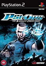 Psi-Ops: The Mindgate Conspiracy (PS2) by Midway Games Ltd