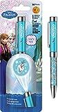 Disney Frozen Olaf Snowman - Bolígrafo de proyector
