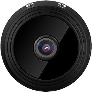 fancheng Cámara IP inalámbrica de Seguridad para Interiores 1080P HD Mini cámara IP WiFi Videocámara Seguridad inalámbrica para el hogar DVR Visión Nocturna