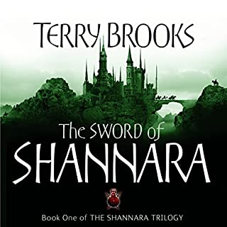 The Sword of Shannara cover art