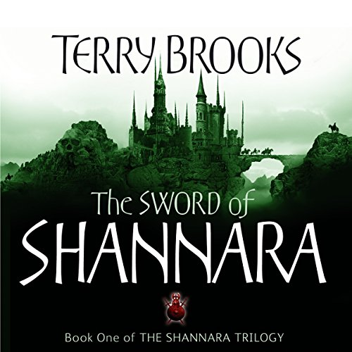 The Sword of Shannara audiobook cover art
