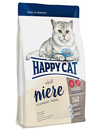 Happy Cat Schonkost Niere Renal, 1er Pack (1 x 1.4 kg)