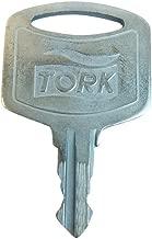 Tork SCA 1100 Toilet Paper Dispenser Key 2 Pack