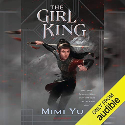 The Girl King audiobook cover art