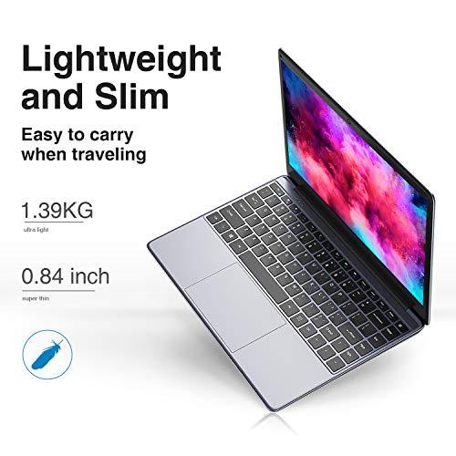 Product Image 9: CHUWI Herobook Pro 14.1 inch Windows 10 Intel N4000 Dual Core 8GB RAM 256GB ROM Notebook,Thin and Lightweight Laptop,BT4.0 (Herobook Pro (Herobook Pro(2020))