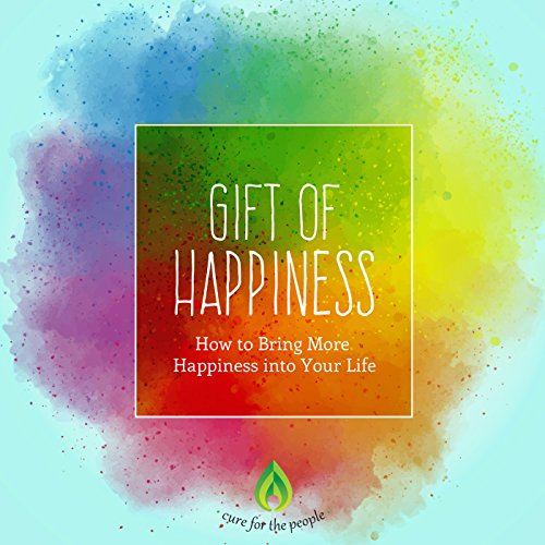 Gift of Happiness audiobook cover art