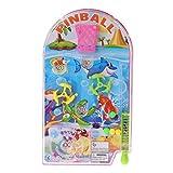 MAGELIYA 1 Pc Pocket Pinball Toy Máquina de Juegos Divertidos para Fiestas Mini Rompecabezas Regalo de Juguete - Color Aleatorio