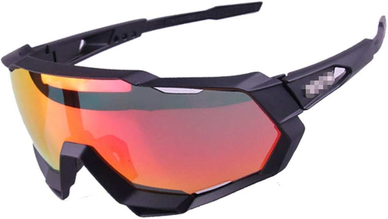 Lfives Radfahren Brille Outdoor Sports Ring Mountainbike Sonnenbrille Windschutzscheibe Laufbrille B07NRJZ44M  Saisonaler heißer Verkauf