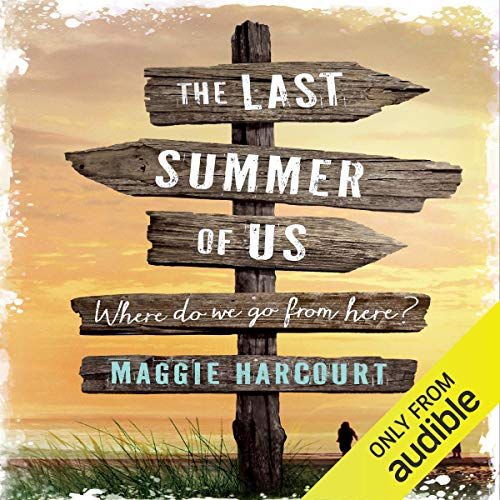 The Last Summer of Us audiobook cover art