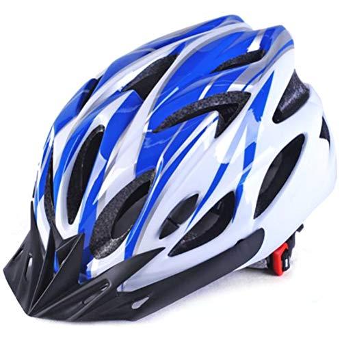 BSTEle Casco de Ciclo de Bicicleta para Hombres y Mujeres Casco Ultraligero Casco de Bicicleta para Montar en Bicicleta Casco de Seguridad Ajustable para Adultos