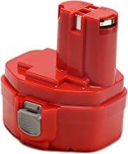 POWERAXIS 14.4V 3.0Ah Ni-MH Atornillador Batería de Repuesto para Makita 1420 1422 1433 1434 1435 1435F 192699-A 193158-3 192600-1