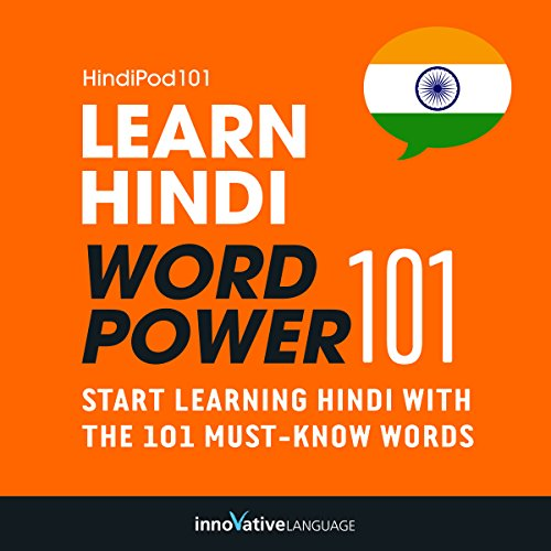 Learn Hindi - Word Power 101 cover art
