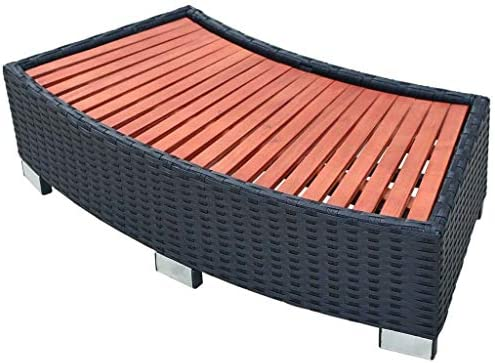 Top 10 Best hot tub step curved Reviews