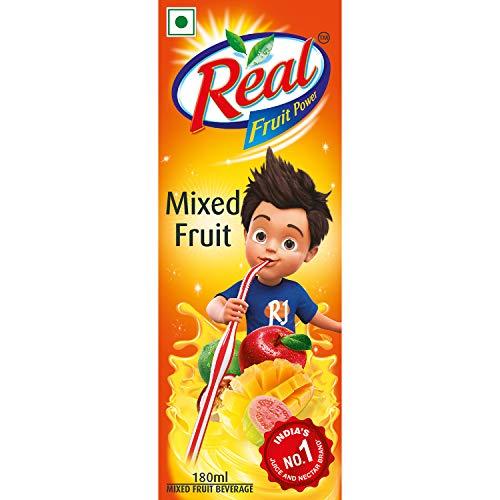 Real Mixed Fruit Juice, 200 ml (20ml Free)