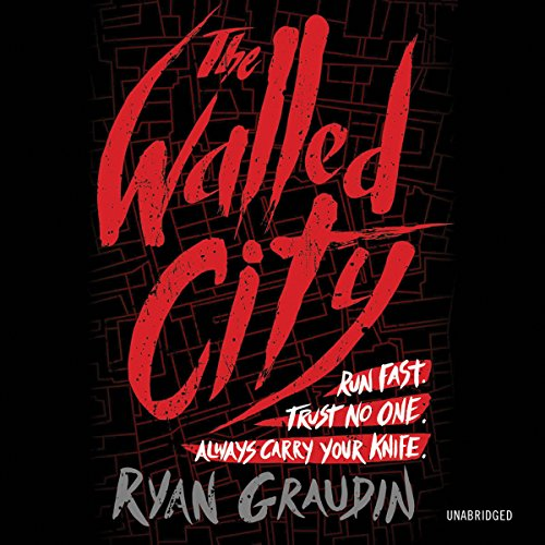 The Walled City audiobook cover art