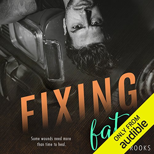 Fixing Fate audiobook cover art