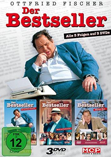 Der Bestseller / 3 DVDs (mit