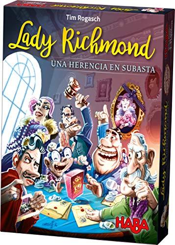 HABA- Lady Richmond, una Herencia en subasta (302737)