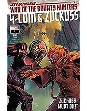 Star Wars: War Of The Bounty Hunters - 4-Lom & Zuckuss #1 (of 1) (English Edition)