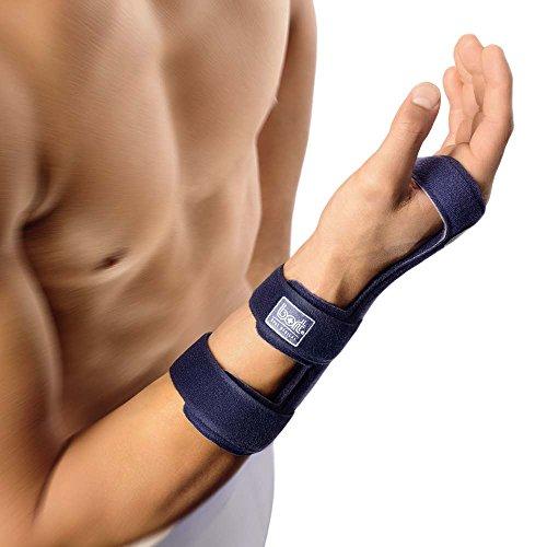 Bort SOFT Dorsale CTS-Schiene Lagerungsschiene Handgelenk Bandage Karpaltunnel, Rechts, S