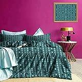 Tagesdecken Bettdecke Abstract Pine Tree Xmas Print Bettbezug für G?stezimmer