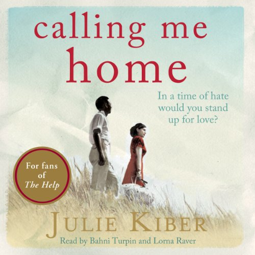 Calling Me Home audiobook cover art