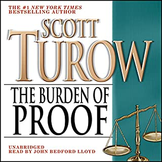 The Burden of Proof audiobook cover art