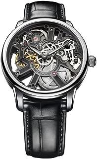 Maurice Lacroix Masterpiece Skeleton Watch, ML134, Crocodile, MP7228-SS001-000-2