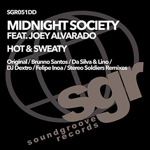Joey Alvarado & Midnight Society