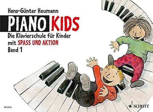 Piano Kids, Bd.1: Die Klavierschule für Kinder mit Spaß und Aktion. Band 1. Klavier