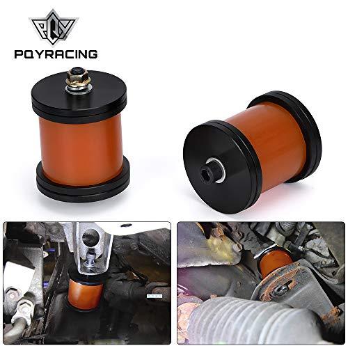 PQY Adjustable Motor Engine MOUNTS SR20DET KA24 Compatible with 89-98 Nissan 240SX S13 S14