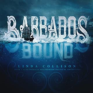 Barbados Bound audiobook cover art