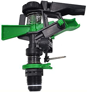 Watering Kits - 1 Pcs Newest 1/2'' 360 Degree Adjustable Sprinkler Irrigation Watering Garden Spray Nozzle Greenhouse Farm...