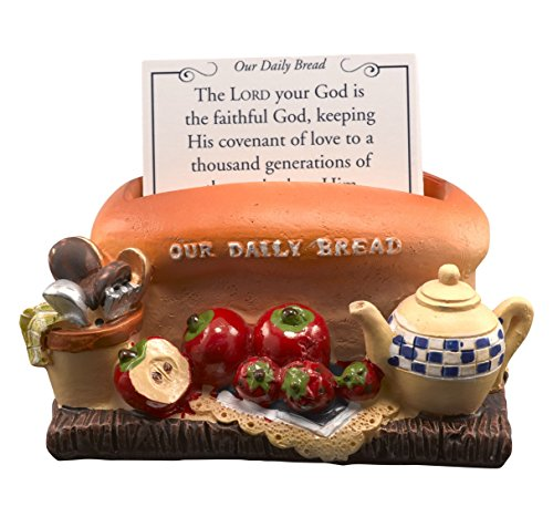 Christian Art Gift Promise Box-Our Daily Bread