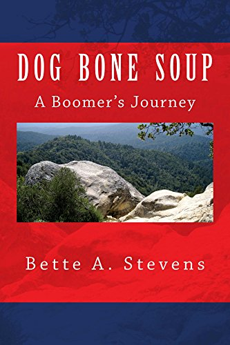 Book: DOG BONE SOUP (Historical Fiction) - A Boomer's Journey by Bette A. Stevens
