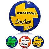 meteor Pelota de Balonmano Nuage 3 tamaños Niños Juventud Mujeres (#2, Azul Amarillo)