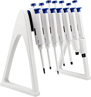 Four E's Scientific Laboratory Pipette Stand,Hold Up to 7 Pipettes